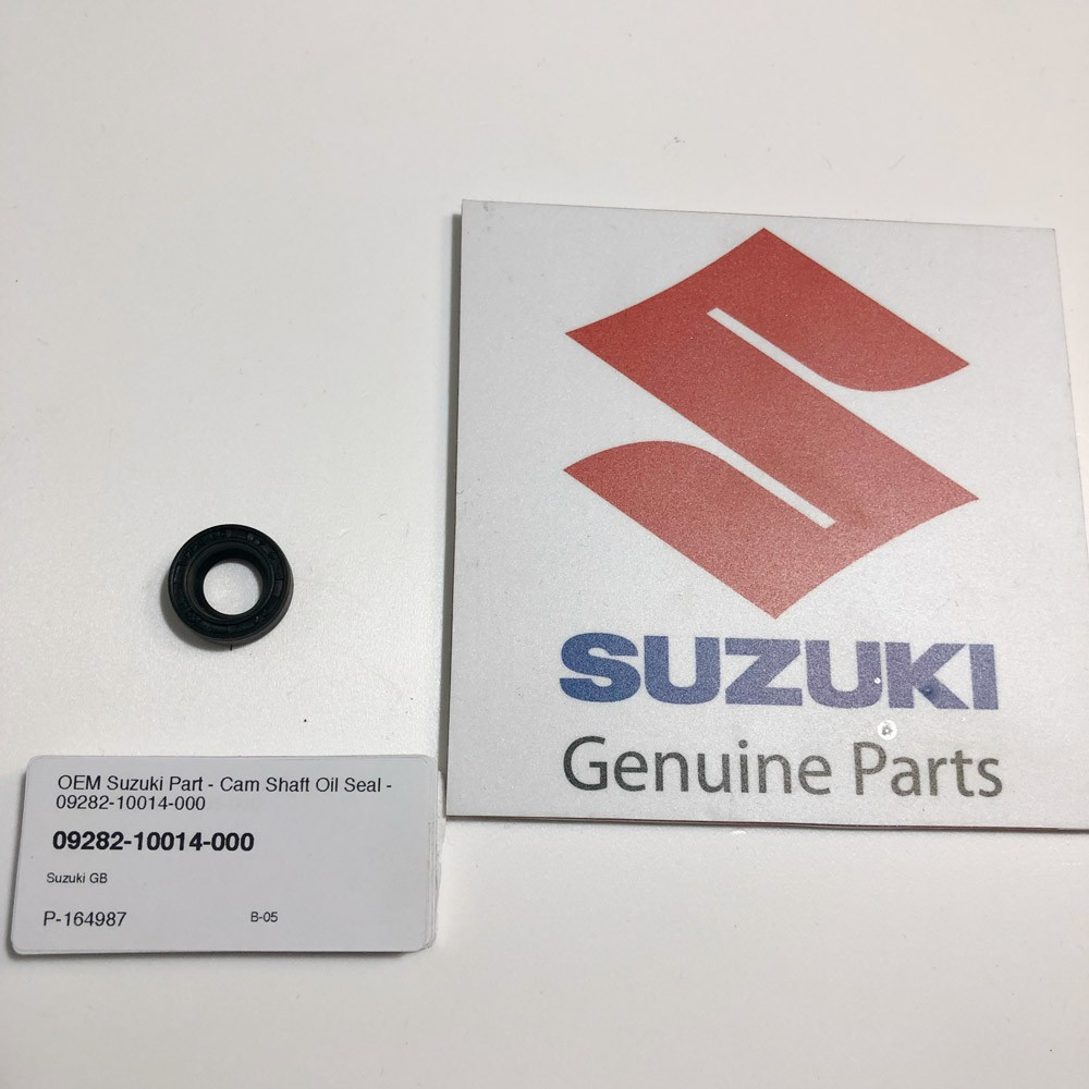 OEM Suzuki Part - Cam Shaft Oil Seal - 09282-10014-000