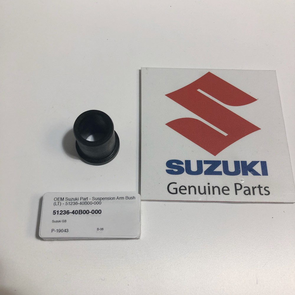 OEM Suzuki Part - Suspension Arm Bush (LT) - 51236-40B00-000