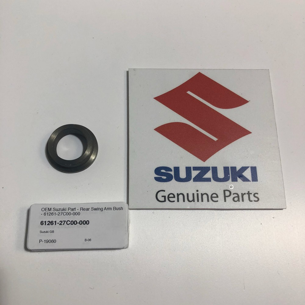 OEM Suzuki Part - Rear Swing Arm Bush - 61261-27C00-000