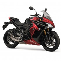 Suzuki GSX-S1000F - Candy Red