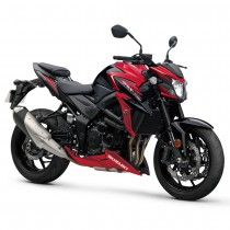 Suzuki GSX-S750 - Red / Black
